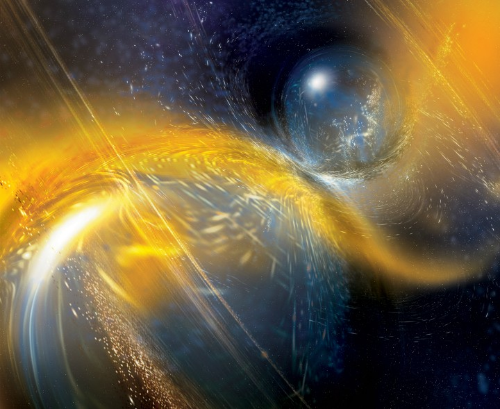 More gravitational waves have been spotted from another neutron star smash