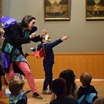 Storytelling in the Galleries - Barber Institute of Fine Arts