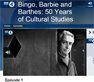 Bingo, Barbie and Barthes: 50 years of cultural studies