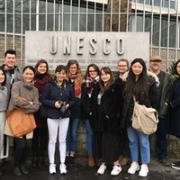 World Heritage study trip to Paris 2019