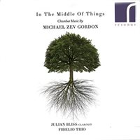 The Times lists Michael Zev Gordon's 'the middle of things' as one of its 100 best records of 2019
