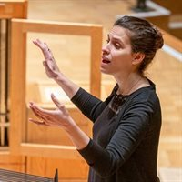 Further success for choral conducting students at Birmingham