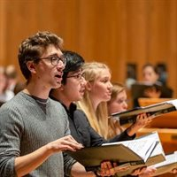 Alumni conductors making their mark in the UK and Europe