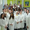 Opening of a new laboratory for the Institute of Cancer and Genomic Sciences
