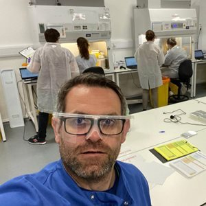 University professor part of team leading national COVID-19 testing effort at UK's first 'Lighthouse Lab'