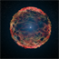 Scientists Observe Year-long Plateaus in Decline of Type Ia Supernova Light Curves