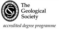 The Geological Society accredited degree programme logo
