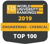 Chemical Engineering at Birmingham top 100 world-wide QS Ranking