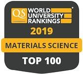 Materials Science at Birmingham top 100 world-wide QS Ranking