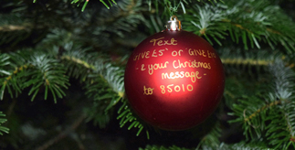 Charity Bauble