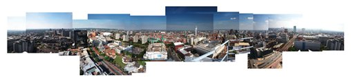 Birmingham City collage