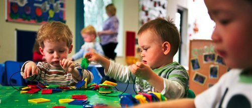 Nurseries - University of Birmingham