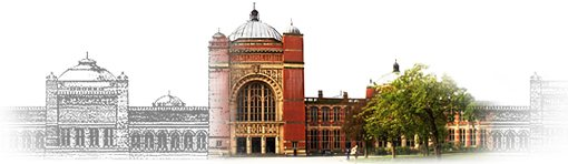Aston Webb Building sketch