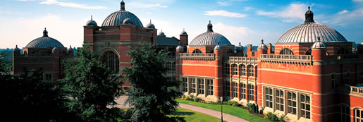 Aston Webb building, University of Birmingham