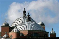 Aston Webb building domes