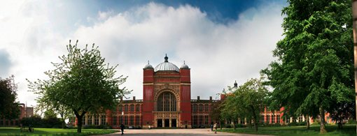 University of Birmingham Aston Webb building