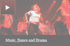 music dance and drama