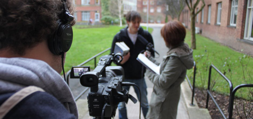 Image for Film and Television: Research and Production MA