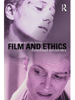 Cover of Film and Ethics by Lisa Downing