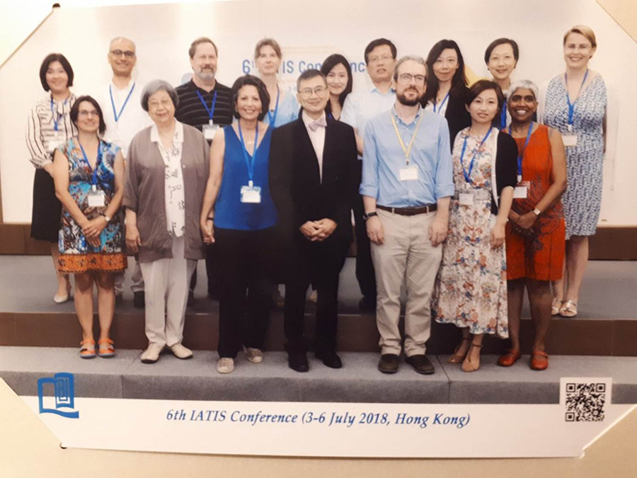 Academics at the IATIS Conference