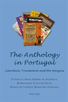 Cover of The Anthology in Portugal by Patricia Odber de Baudeta