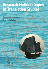 Research Methodologies in Translation Studies by Gabriela Saldanha and Sharon O'Brien