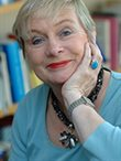 Photo of Professor Susan Bassnett, Honorary Director of the Birmingham Centre for Translation