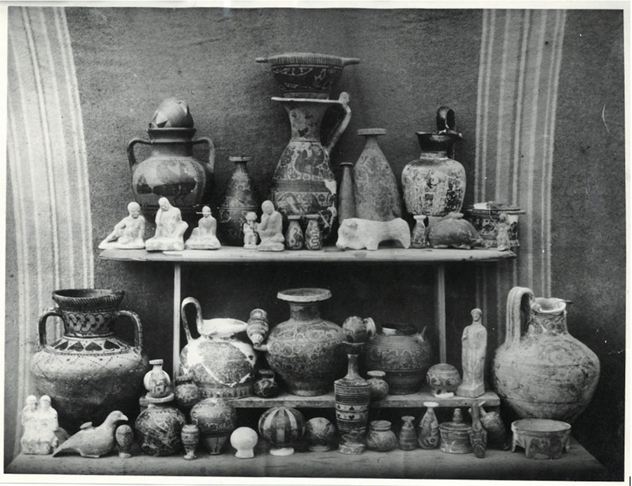 Archaeology collection