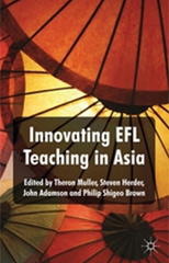 Book cover for Innovating EFT Teaching in Asia