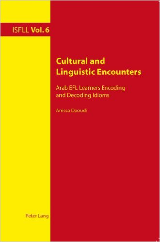 Cover of Cultural and Linguistics Encounters by Anissa Daoudi