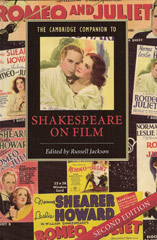 Shakespeare on Film book cover