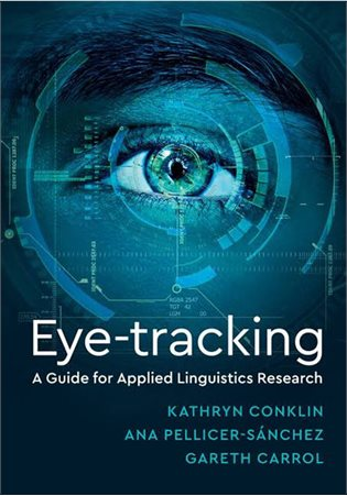 Eye tracking book cover