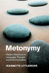 Cover of Metonymy by Jeannette Littlemore