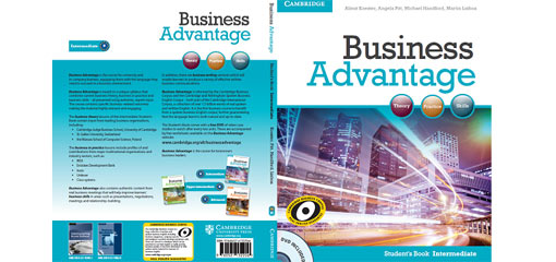 Cover of the book Business Advantage