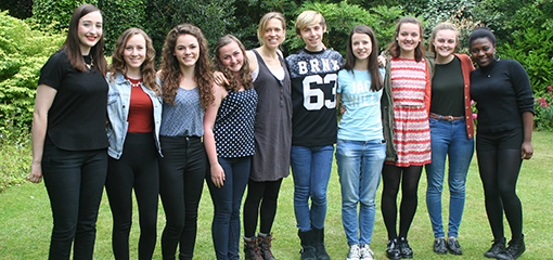 Stratford Residential for Joint Honours Drama and English Literature students