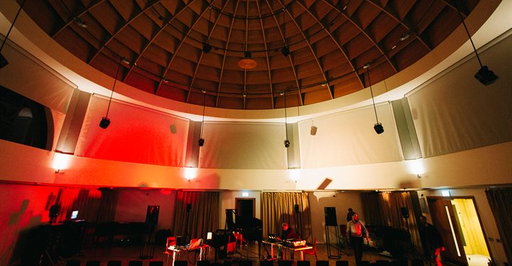 Studios, facilities and equipment - Electroacoustic Music
