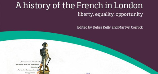 A History of the French in London