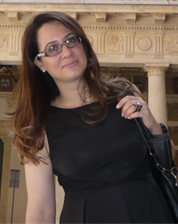 Dr Shelley Godsland at the University of Malta