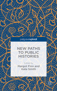 New paths to public histories book cover