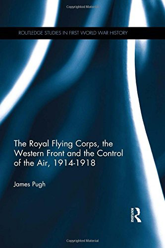 The Royal Flying Corps by James Pugh cover