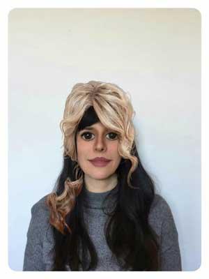A portrait of Emanuela Cusin
