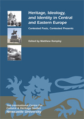 Book cover of Heritage, Ideology and Identity in Central and Eastern Europe