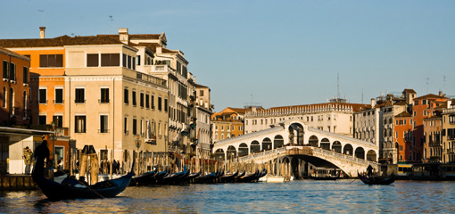 Photograph of renaissance architecture in Venice