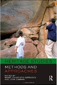 front cover of heritage studies: methods and approaches