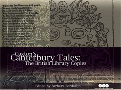 The cover of the Canterbury Tales cd-rom