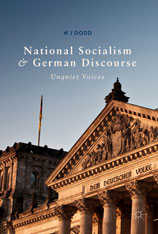 Cover image for WJ Dodd - National Socialism and German Discourse