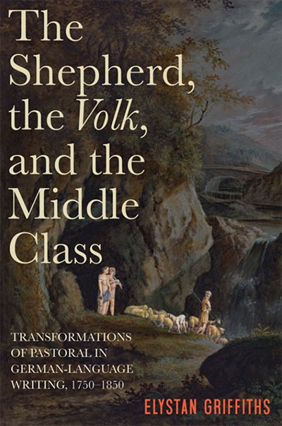 The Shepherd, the Volk, and the Middle Class book cover