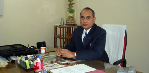 Photo of Mr Govind Narayan Sinha