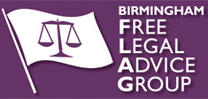 Birmingham Free Legal Advice Group logo