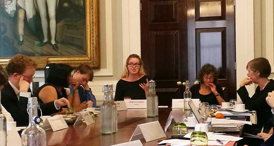 On September 28, 2017, Meghan Campbell (Birmingham), Sandra Fredman (Oxford) and Alison Young (Oxford) hosted a workshop The Impact of Brexit on Equality Law.
